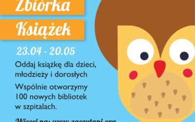 Wielka Zbiórka Książek 2018