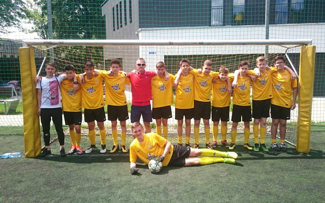Kolejne sportowe sukcesy – piłka nożna