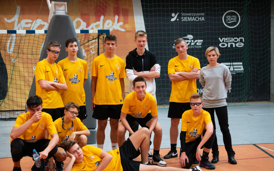 Turniej Koszykówka Chłopcy – Krakowska Olimpiada Młodzieży 2018