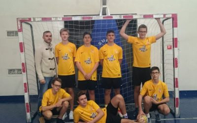 Turniej Piłki Nożnej Szkół Niepublicznych