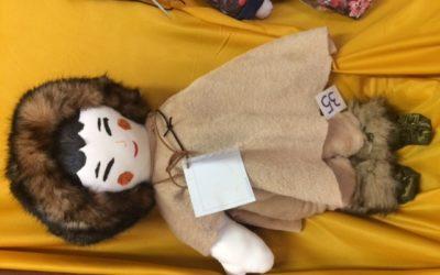 Uszyj laleczkę uratuj życie dzieci.