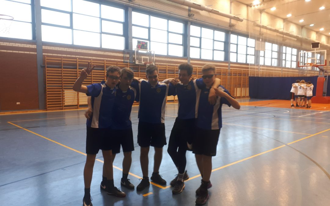 Turniej Koszykówki Szkół Podstawowych – kolejny sukces