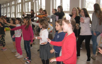 Roztańczona Siódemka | Przerwy Taneczne