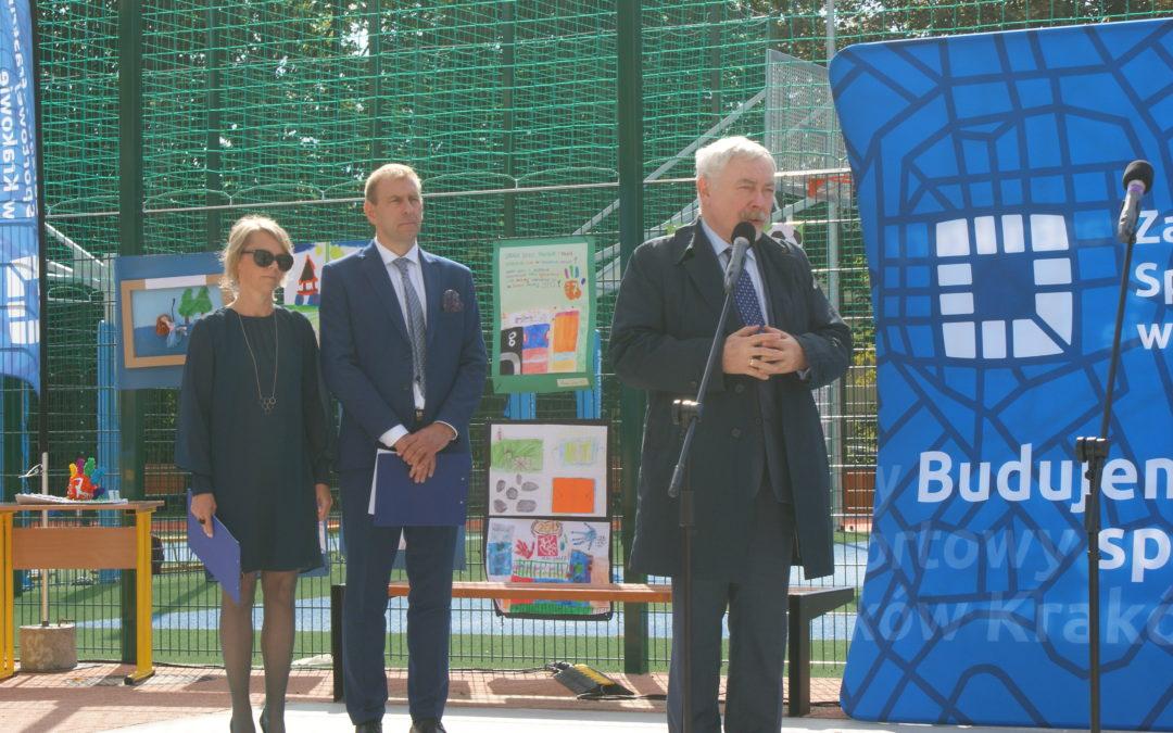 """Święto Sportu """"Sportowy start 7"""" – Uroczyste otwarcie kompleksu sportowego 20 września 2019"""