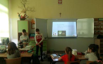 Prelekcja klasy VIb