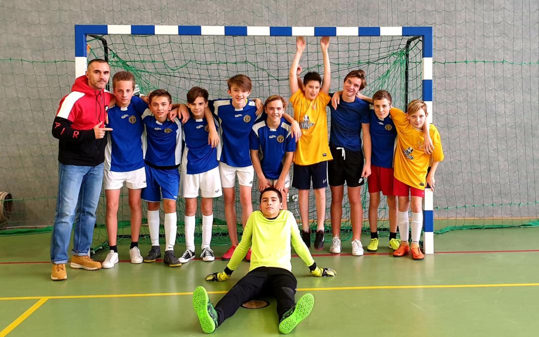Halowy Turniej Piłki Nożnej Szkół Niepublicznych