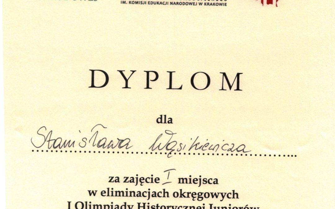 Najlepszy zhistorii wMałopolsce