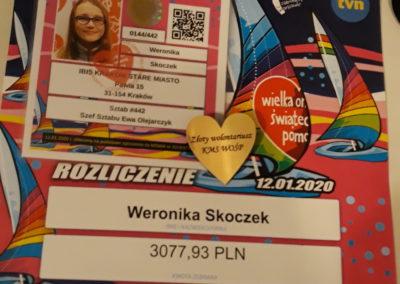 Weronika Skoczek