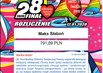 Maks Słaboń