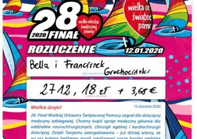 Franek Grochociński