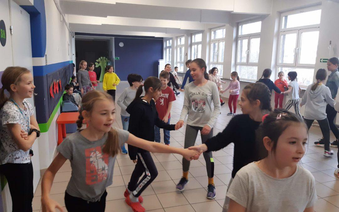 Integracyjne przerwy taneczne