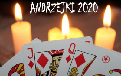 Andrzejki on-line!
