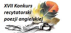 Sukces wXVII konkursie recytatorskim poezji angielskiej !