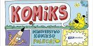 Komiksowe warsztaty wklasie 2b :)